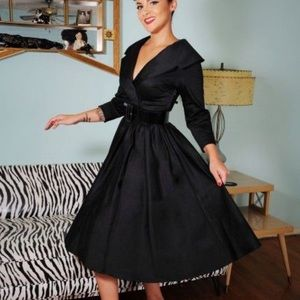 NWT Pinup Couture Birdie Dress